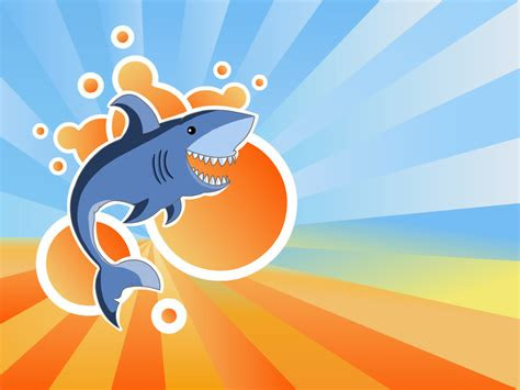 cartoon sharks wallpaper cartoon images