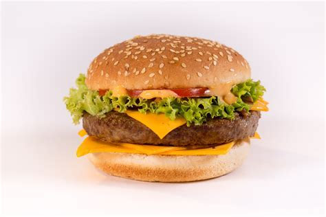Wallpapers Hamburger Buns Fast food Food Meat products