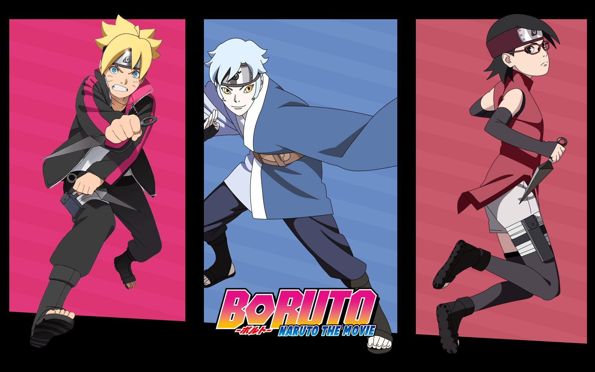 Boruto Wallpapers Wallpaper Cave