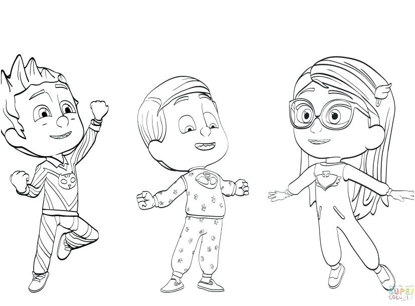 Face Mask Coloring Pages at GetColorings.com | Free ...