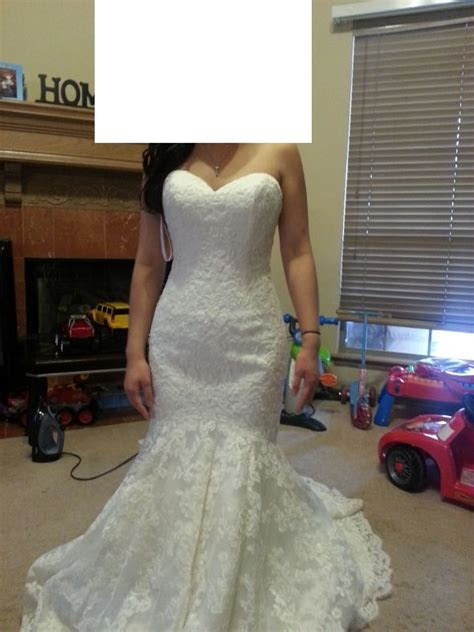 HELP! Is my dress too tight?