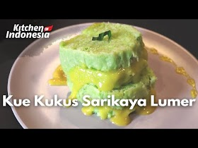 Resep akhir pekan, kue kukus sarikaya super lumer ala Kitchen of Indonesia oleh - masakanindonesia.uno
