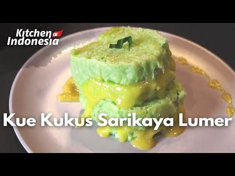 Resep akhir pekan, kue kukus sarikaya super lumer ala Kitchen of Indonesia oleh - masakankecapbango.site