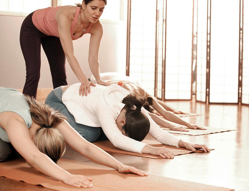 Practica Yoga Meditacion