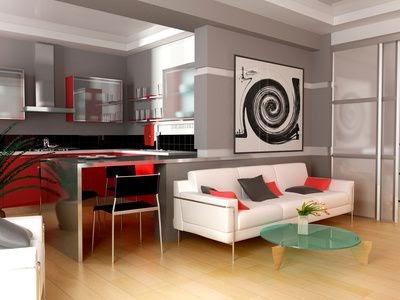 D coration de la maison idee pour meubler un studio - Meubler son studio ...