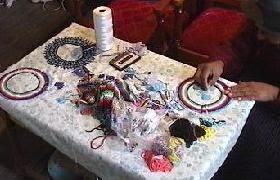 Beadworking