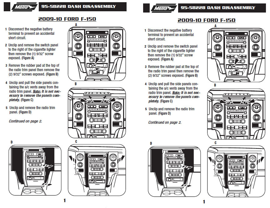 Ford F 150 Xl Radio Wiring Schematic