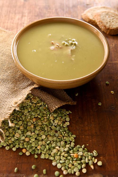 split pea soup