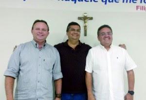 Coligação de Flávio Dino, Carlos Brandão e Roberto Rocha deferida pela Justiça eleitoral