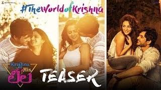 Krishna and His Leela Telugu Movie (2020)   Cast   Teaser
