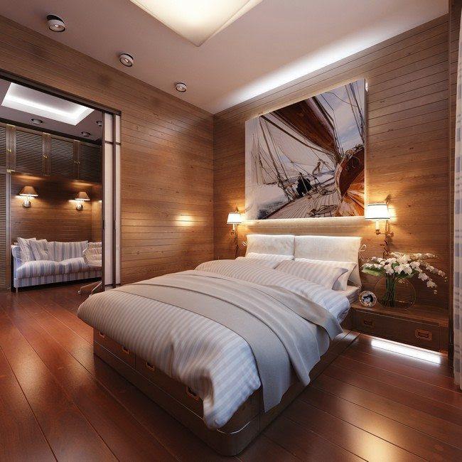 Decorating Men's Bedrooms - Decor Around The World