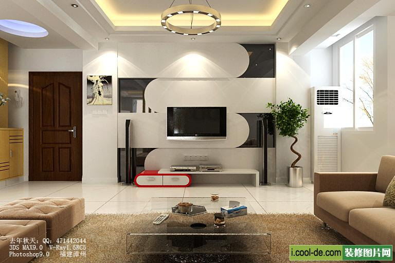 Living Rooms With Tv As The Focus