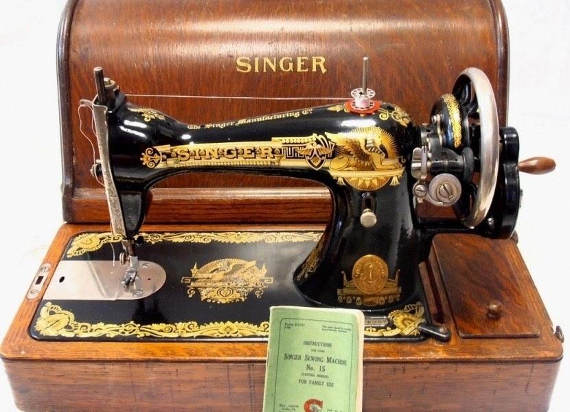 Cuanto Cuesta Una Maquina De Coser Singer Antigua