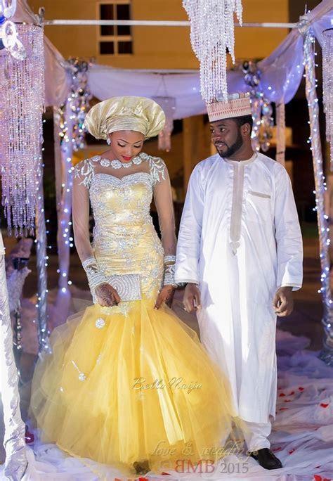 Mimi and Nas Hausa Muslim Wedding in Nigeria   BMB
