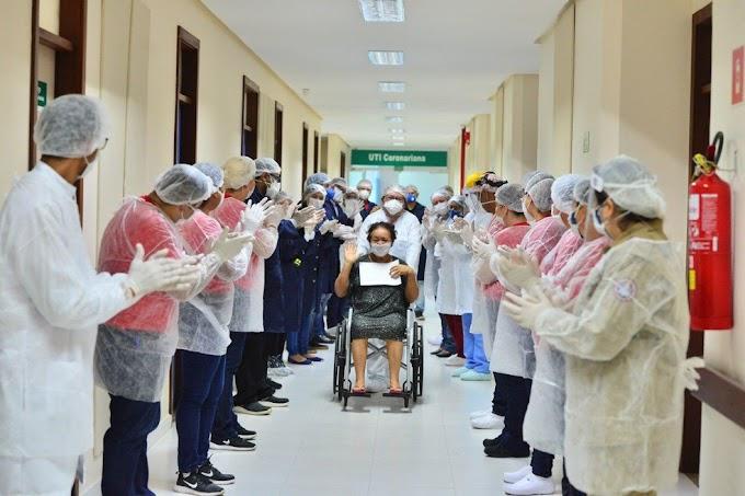 CURADOS: Brasil registra mais de 177 mil pacientes recuperados do novo coronavírus