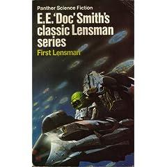 First Lensman cover