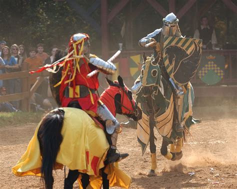 Medieval Mock Battles: The Evolution of Jousting