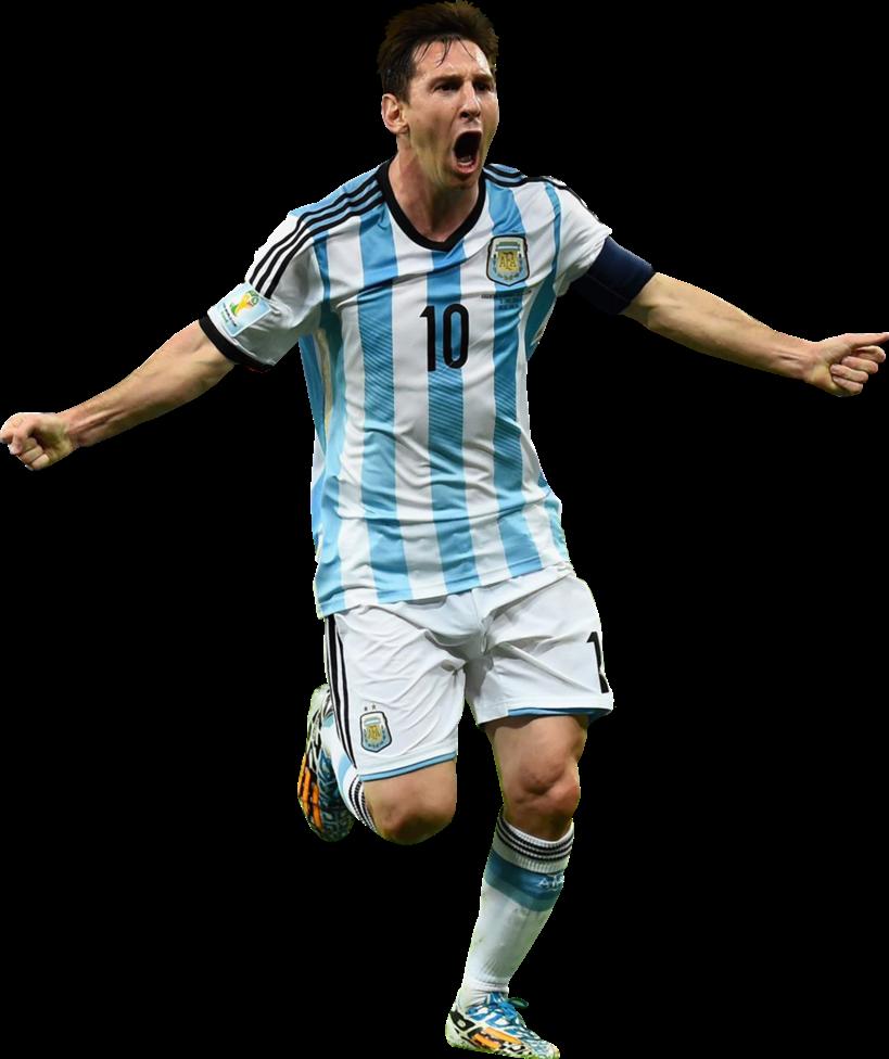 Lionel Messi Argentina Png