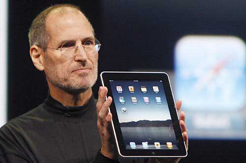 Steve Jobs - iPad launch