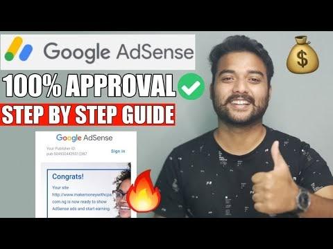 Fast Google Adsense Approval for Blogger & Wordpress (2020) 🔥 How to Monetize Blogger With Adsense Technical Guruji Suresh