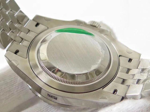 Rolex GMT-Master II 126710 Case Back