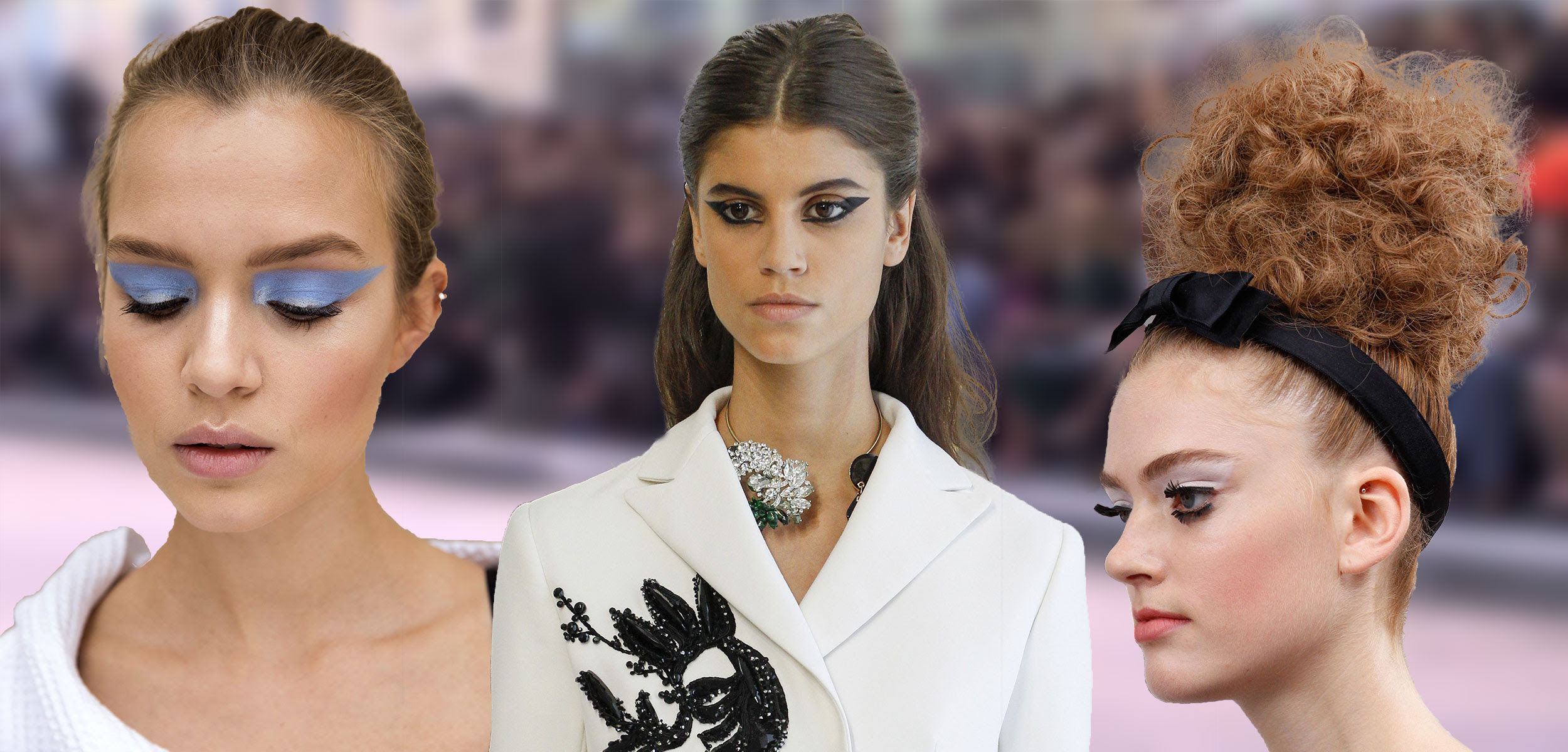 Haute Couture Week Hairstyles Trends 2017 Long Hairstyles