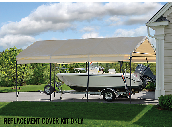 Replacement Cover Kit for the Carport-in-a-Box® 12 x 20 x ...