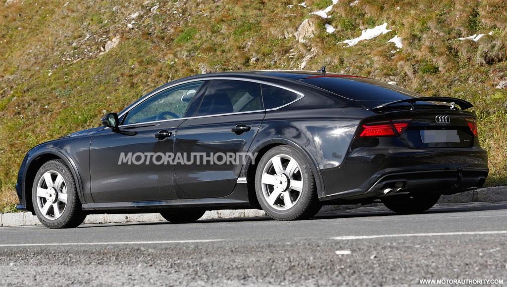 2019 Audi S7 Engine