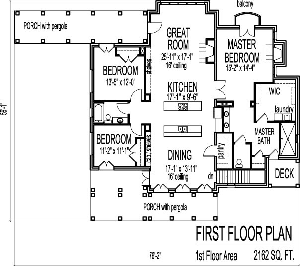 English Country House Floor Plans