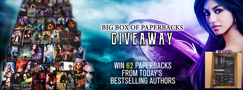 #PNR and #UF Giveaway Party! December 8 -11, 2016