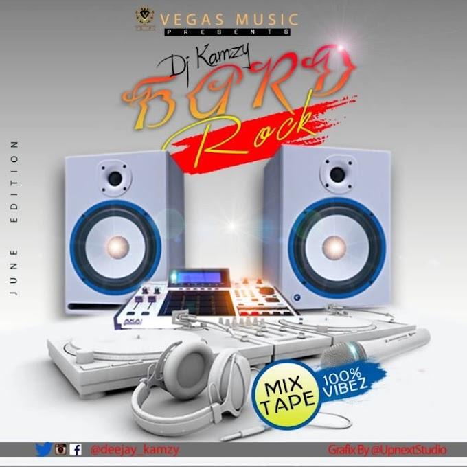 [Mixtape] DJ Kamzy – Hardrock Party Mix (Alaba gist June Edition)
