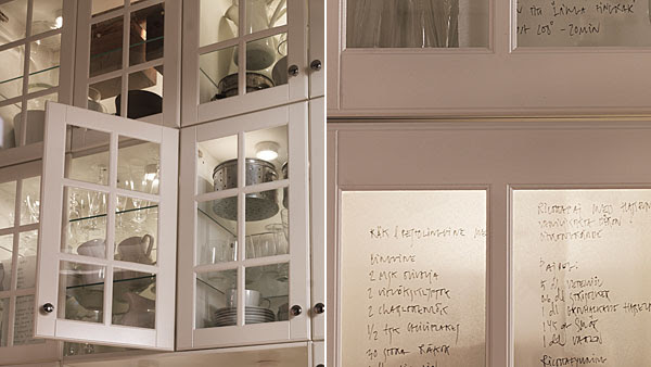 Kitchen cabinets for small spaces afreakatheart for Proper kitchen layout