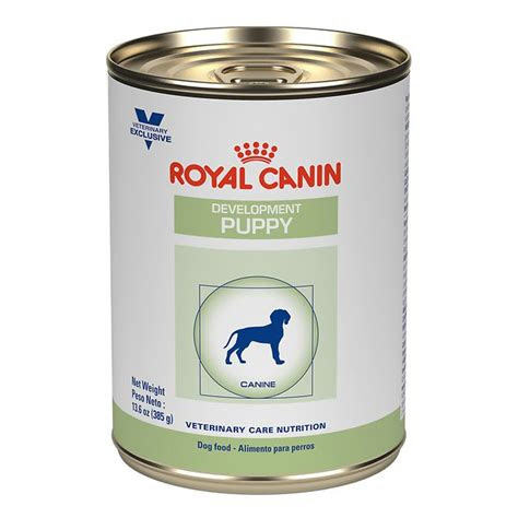 royal canin veterinary diet development puppy canned dog