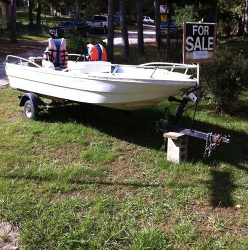 Boat and trailer for sale in Elmvale, Ontario - Used boats for you