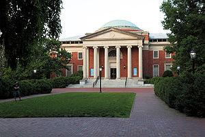 Morehead Planetarium and Science Center, Unive...