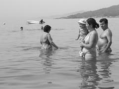 Los 6 en el agua en Almería 2006