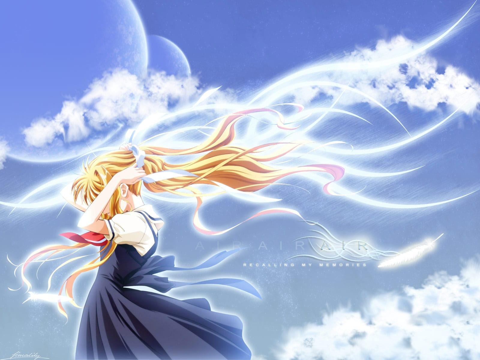 新作決定 Angel Beats の麻枝准が関わったアニメとは Erumaerまとめ
