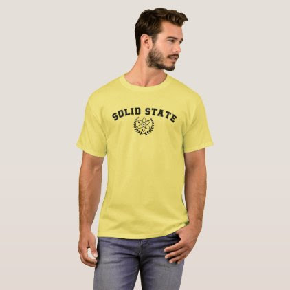 Solid State T-Shirt