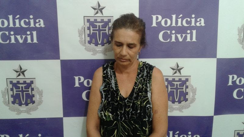 Resultado de imagem para Mulher é presa após envenenar família inteira com doce de leite na Bahia