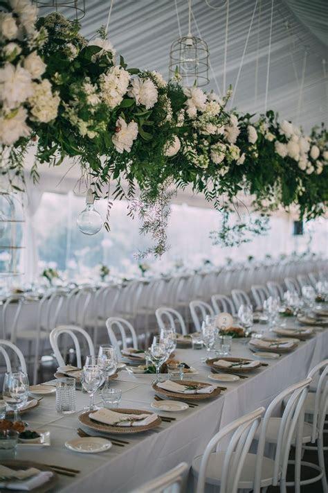 25  best Hanging flowers wedding ideas on Pinterest