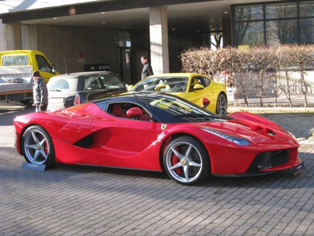 USED FERRARI FOR SALE  Salno Dermon