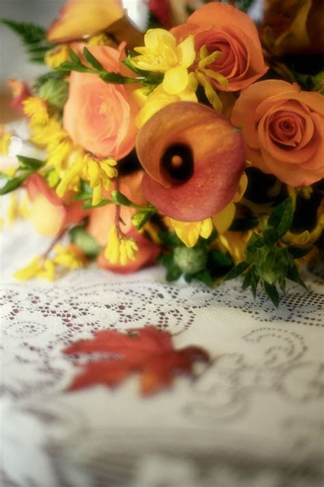 Fall Bridal Bouquets ? Ideas For Fall Wedding Bridal Bouquet