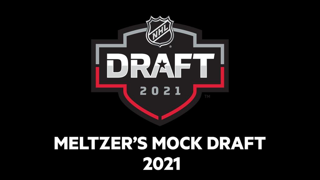 Meltzer's 2021 Mock Entry Draft