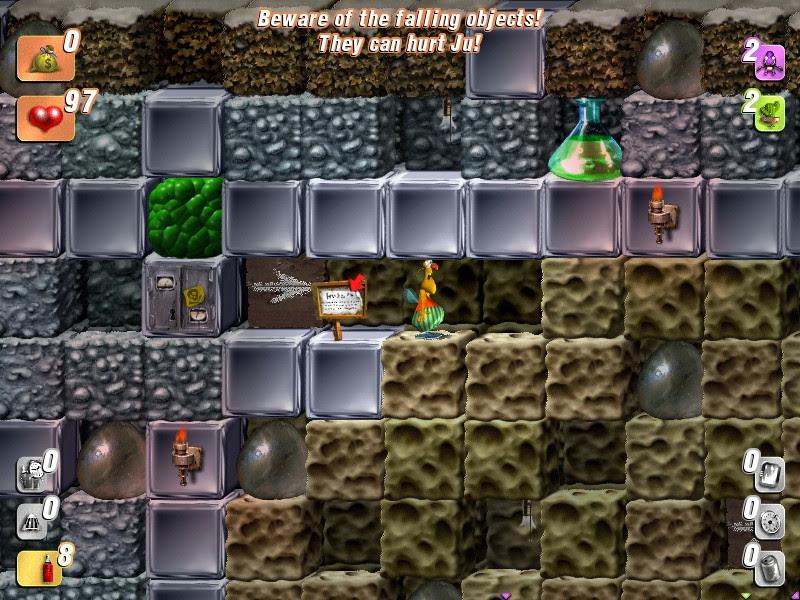 Beetle Ju 3 game screenshot