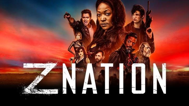 Black Summer Z Nation