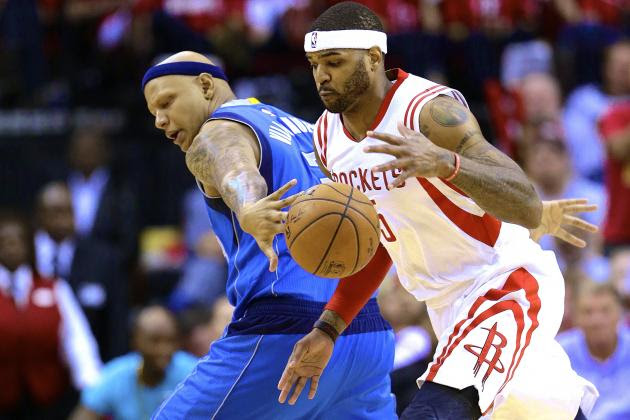 Mavericks vs. Rockets: Game 2 Score and Twitter Reaction from 2015 NBA Playoffs