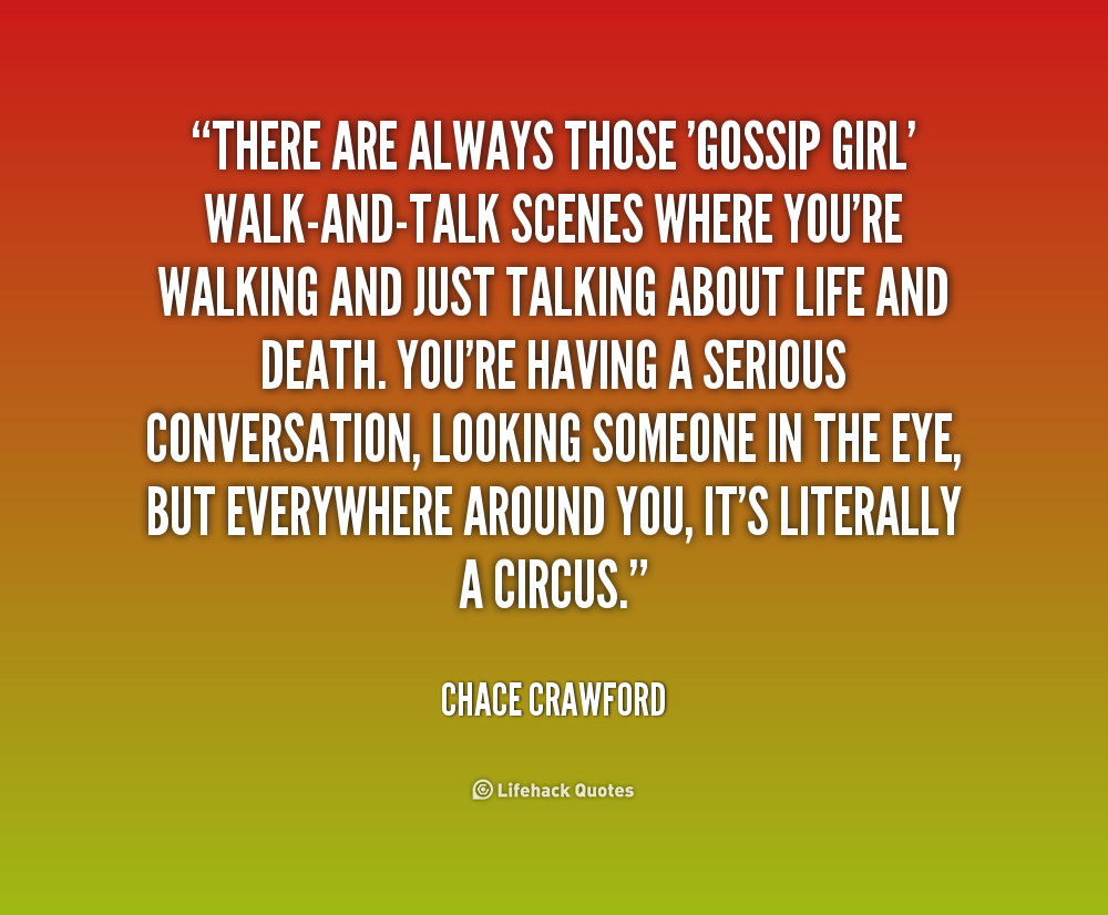 Quotes About Talks 521 Quotes