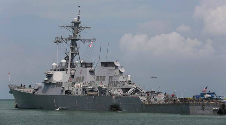 US Navy expects 'uncertainty' in Gulf