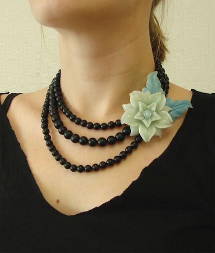 Han - oduun got luxurious necklace