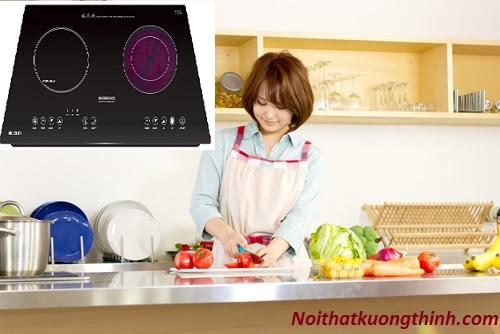 Bếp điện từ Mastercook MC 289ET lựa chọn số 1 của mọi nhà